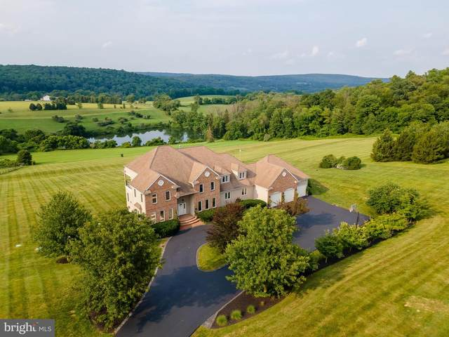 1097 Mount Pleasant Road, ELVERSON, PA 19520 (#PACT2002218) :: VSells & Associates of Compass