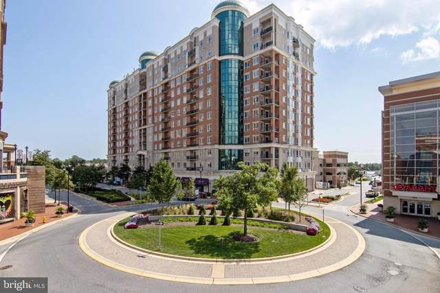 1915 Towne Centre Boulevard #705, ANNAPOLIS, MD 21401 (#MDAA2002914) :: The Vashist Group