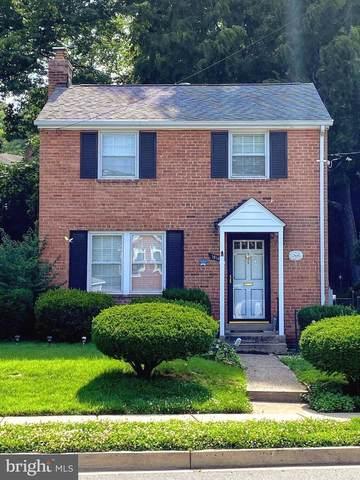 1216 S Columbus Street, ARLINGTON, VA 22204 (#VAAR2001724) :: Pearson Smith Realty