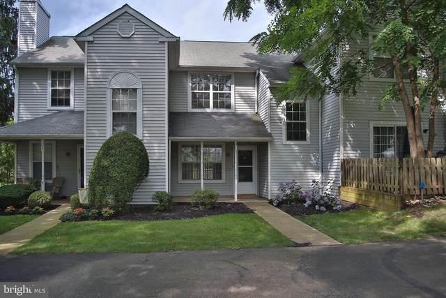 23 Everett Drive #141, NEWTOWN, PA 18940 (#PABU2002704) :: Keller Williams Realty - Matt Fetick Team