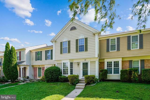 30 Softwinds Court, OWINGS MILLS, MD 21117 (#MDBC2003512) :: Hergenrother Realty Group