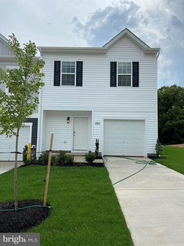 160 Maple Run Drive, YORK, PA 17404 (#PAYK2002114) :: The Paul Hayes Group | eXp Realty