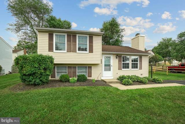 496 Hillcrest Drive, FREDERICK, MD 21703 (#MDFR2001992) :: Century 21 Dale Realty Co