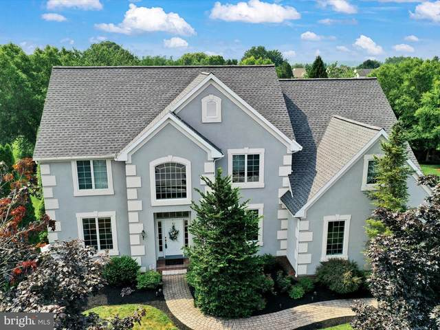 546 E Conestoga Street, NEW HOLLAND, PA 17557 (#PALA2001712) :: Realty ONE Group Unlimited