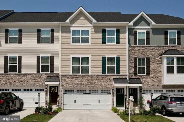 111 Burkwood Terrace, LAKE FREDERICK, VA 22630 (#VAFV2000578) :: Charis Realty Group