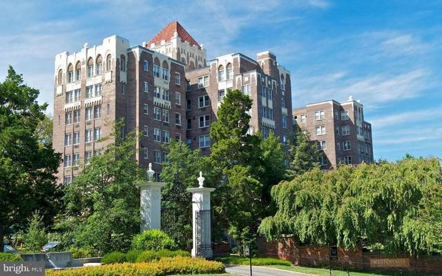 4000 Cathedral Avenue NW 610B, WASHINGTON, DC 20016 (#DCDC2004374) :: Tom & Cindy and Associates