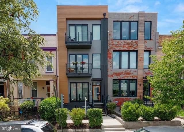 1125 Morse Street NE #2, WASHINGTON, DC 20002 (#DCDC2004460) :: Sunrise Home Sales Team of Mackintosh Inc Realtors