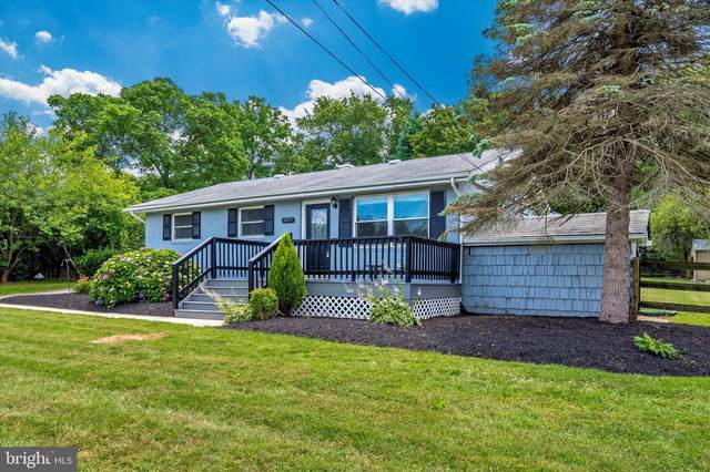 16717 Frederick Road, MOUNT AIRY, MD 21771 (#MDHW2001738) :: LoCoMusings