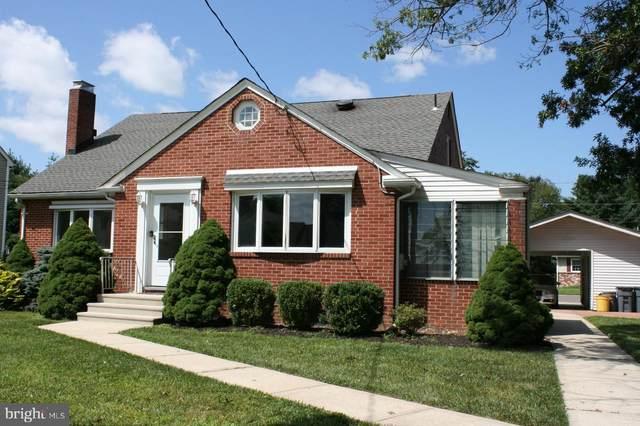 481 Trinity Avenue, TRENTON, NJ 08619 (#NJME2001842) :: Colgan Real Estate