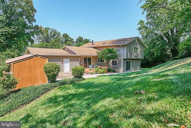 9211 Bois Avenue, VIENNA, VA 22182 (#VAFX2007770) :: Debbie Dogrul Associates - Long and Foster Real Estate