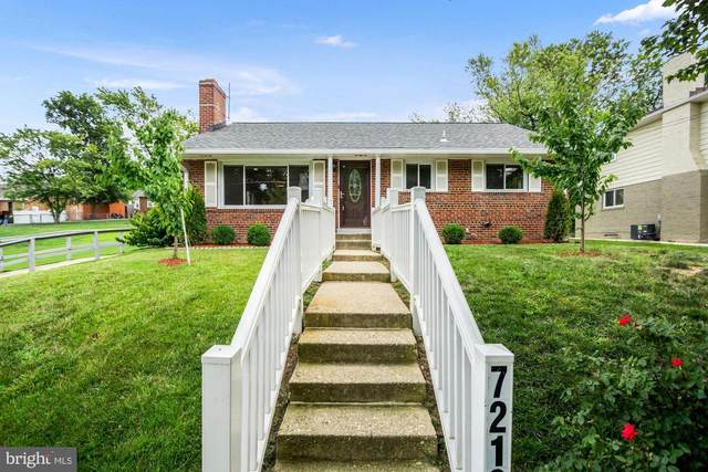 7213 Kipling Parkway, DISTRICT HEIGHTS, MD 20747 (#MDPG2003834) :: Century 21 Dale Realty Co