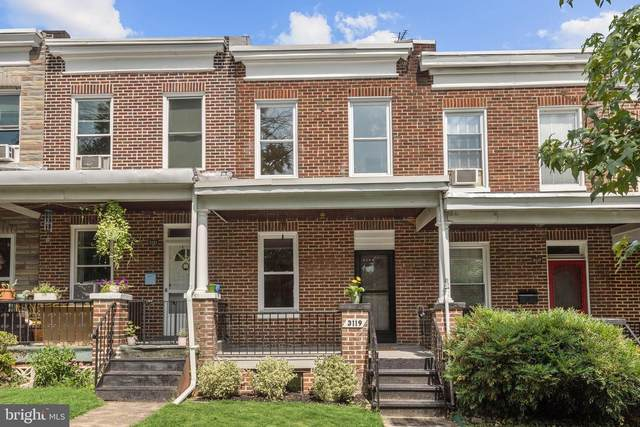 3119 Crittenton Place, BALTIMORE, MD 21211 (#MDBA2004254) :: The MD Home Team