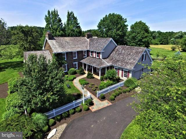 915 Mount Eyre Road, NEWTOWN, PA 18940 (#PABU2002970) :: Charis Realty Group