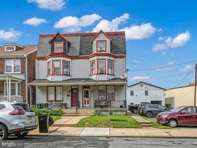 519 E Ross Street, LANCASTER, PA 17602 (#PALA2001900) :: The Heather Neidlinger Team With Berkshire Hathaway HomeServices Homesale Realty