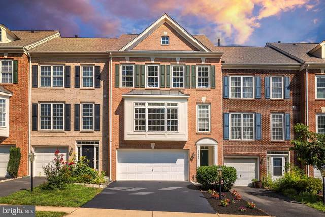 43644 Lees Mill Square, LEESBURG, VA 20176 (#VALO2003300) :: The Dailey Group