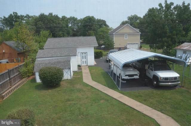 158 Holden Drive, MANASSAS PARK, VA 20111 (#VAMP2000090) :: Debbie Dogrul Associates - Long and Foster Real Estate