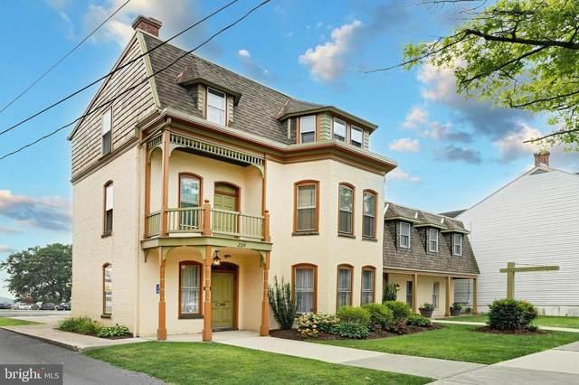 224-228 Baltimore Street, GETTYSBURG, PA 17325 (#PAAD2000496) :: The Joy Daniels Real Estate Group