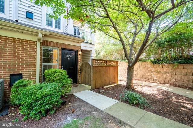 2356 Garnett Drive #1, ALEXANDRIA, VA 22311 (#VAAX2001432) :: Eng Garcia Properties, LLC