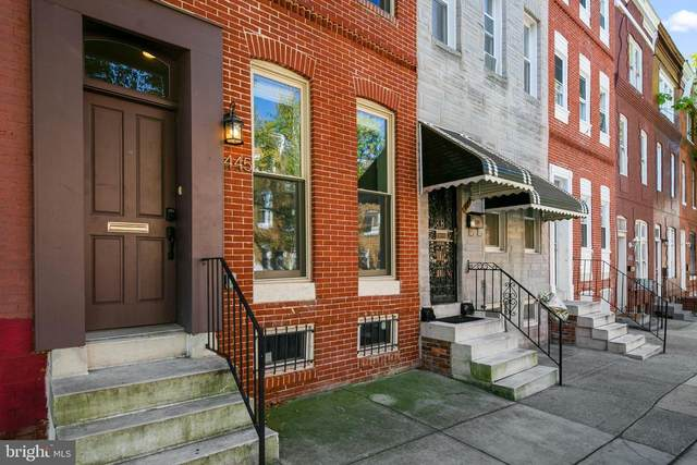445 E Lanvale Street, BALTIMORE, MD 21202 (#MDBA2004486) :: The Maryland Group of Long & Foster Real Estate