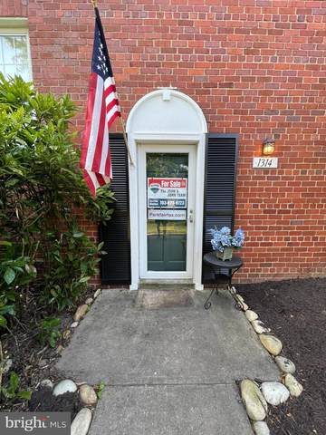 1314 Martha Custis Drive, ALEXANDRIA, VA 22302 (#VAAX2001446) :: Nesbitt Realty