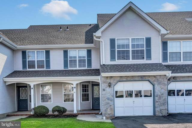 91 Jill Court, MONMOUTH JUNCTION, NJ 08852 (#NJMX2000278) :: Ramus Realty Group