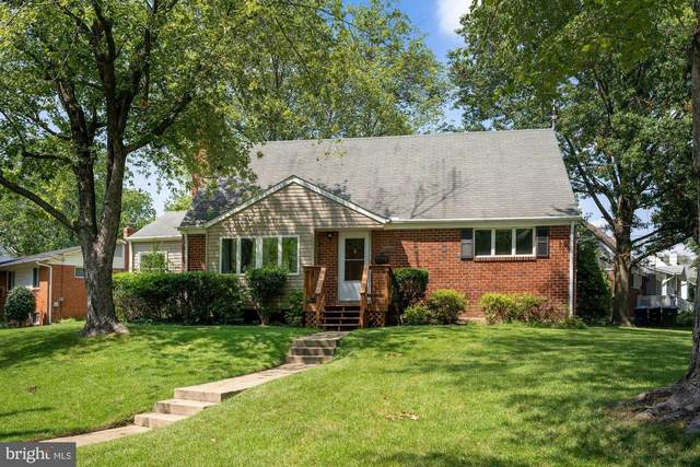 5105 Sutton Place, ALEXANDRIA, VA 22304 (#VAAX2001488) :: Debbie Dogrul Associates - Long and Foster Real Estate