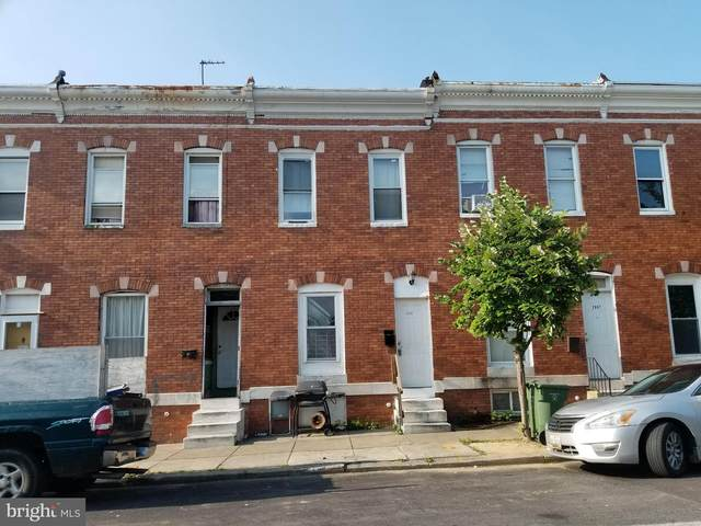 2605 W Fairmount Avenue, BALTIMORE, MD 21223 (#MDBA2004664) :: Advance Realty Bel Air, Inc