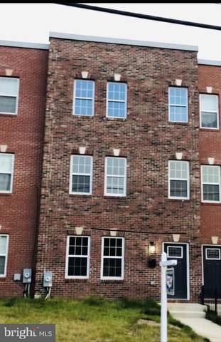 5215 1/2 E Street SE, WASHINGTON, DC 20019 (#DCDC2005090) :: Tom & Cindy and Associates