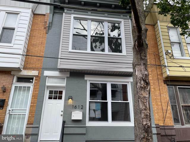 1612 S Taney Street, PHILADELPHIA, PA 19145 (#PAPH2011420) :: The Matt Lenza Real Estate Team
