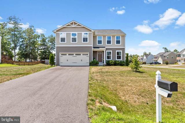 2028 Mourning Dove Drive, LOCUST GROVE, VA 22508 (#VAOR2000300) :: Better Homes Realty Signature Properties