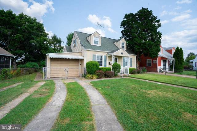 7423 Hill Court, DUNDALK, MD 21222 (#MDBC2004184) :: Peter Knapp Realty Group
