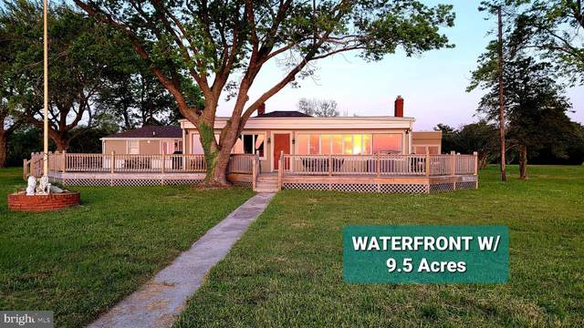 20670 Nanticoke Road, BIVALVE, MD 21814 (#MDWC2000600) :: Better Homes Realty Signature Properties