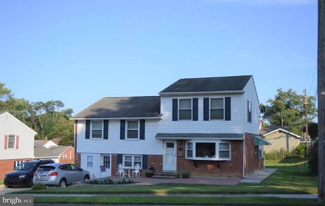 611 Marshall Road, BROOKHAVEN, PA 19015 (#PADE2002842) :: Talbot Greenya Group