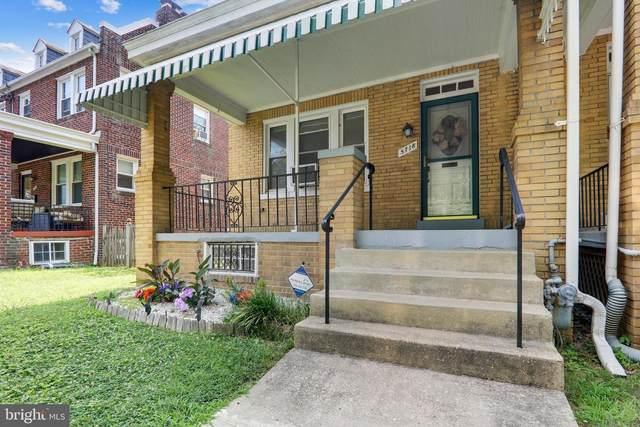 5718 3RD Place NW, WASHINGTON, DC 20011 (#DCDC2005180) :: Eng Garcia Properties, LLC