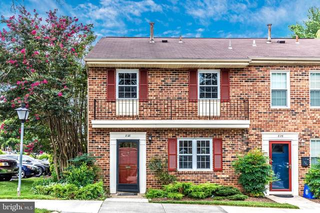 828 College Parkway #9, ROCKVILLE, MD 20850 (#MDMC2006408) :: Corner House Realty