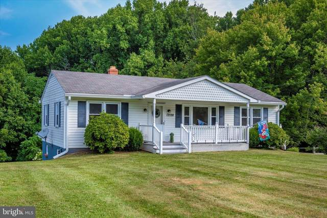 13530 Penn Shop Road, MOUNT AIRY, MD 21771 (#MDFR2002424) :: Pearson Smith Realty