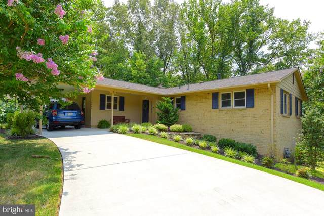10440 Stallworth Court, FAIRFAX, VA 22032 (#VAFX2009106) :: The Maryland Group of Long & Foster Real Estate
