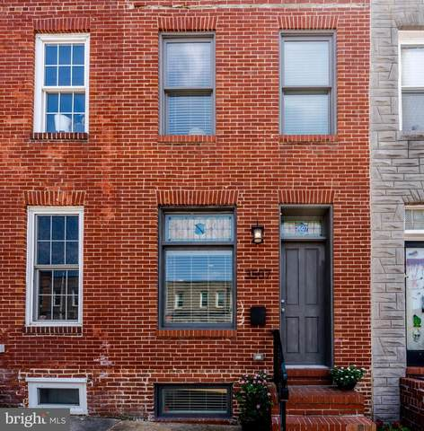 3507 Hudson Street, BALTIMORE, MD 21224 (#MDBA2004932) :: Advance Realty Bel Air, Inc