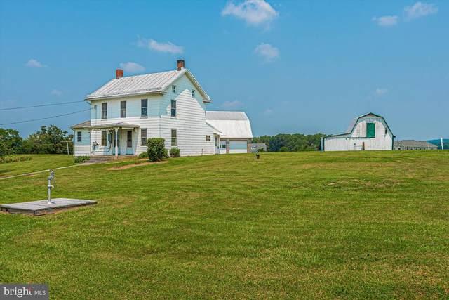 10622 Daysville Road, WALKERSVILLE, MD 21793 (#MDFR2002468) :: Murray & Co. Real Estate