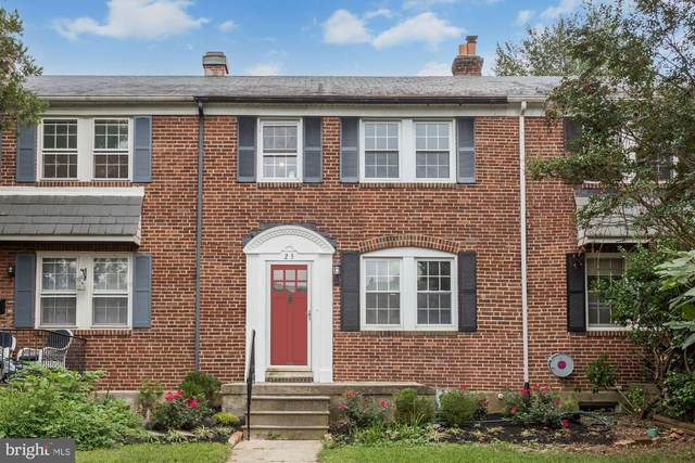 23 Murdock Road, BALTIMORE, MD 21212 (#MDBC2004490) :: The Maryland Group of Long & Foster Real Estate