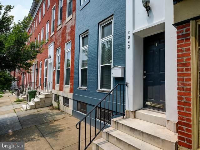 2042 E Baltimore Street, BALTIMORE, MD 21231 (#MDBA2005110) :: The Licata Group / EXP Realty