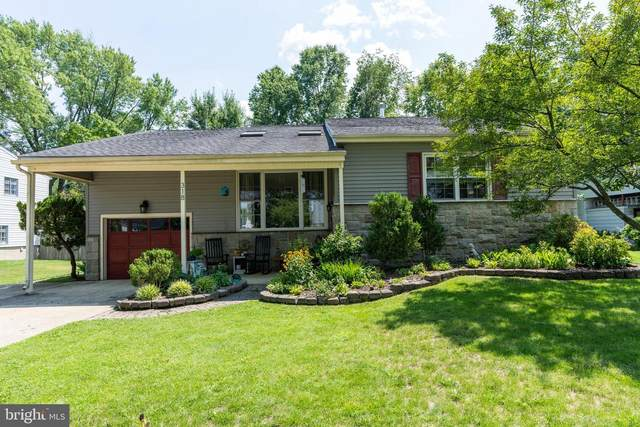 318 Juniper Drive, CHERRY HILL, NJ 08003 (MLS #NJCD2002984) :: Kiliszek Real Estate Experts