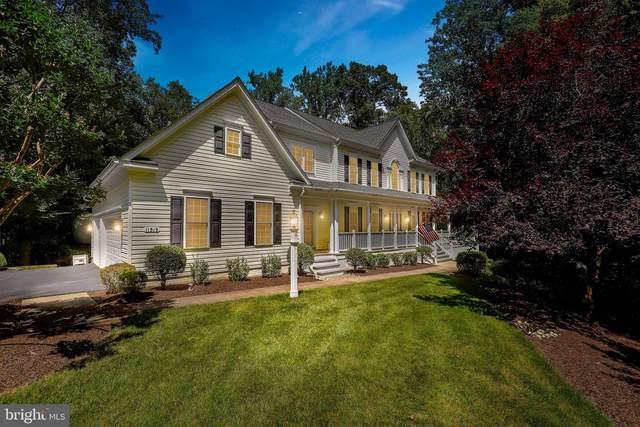 11519 Noahs Landing Court, MANASSAS, VA 20112 (#VAPW2003676) :: Colgan Real Estate