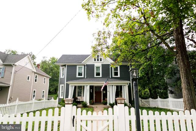 517 Fairmont Avenue, WINCHESTER, VA 22601 (#VAWI2000258) :: Debbie Dogrul Associates - Long and Foster Real Estate