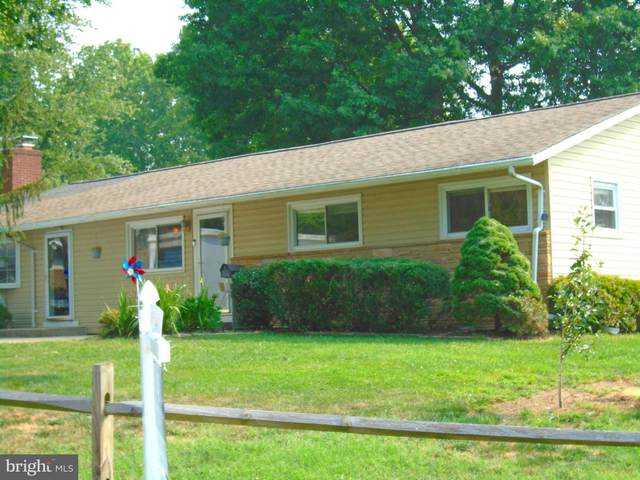 902 Regency Road, WOODBRIDGE, VA 22191 (#VAPW2003708) :: Sunrise Home Sales Team of Mackintosh Inc Realtors