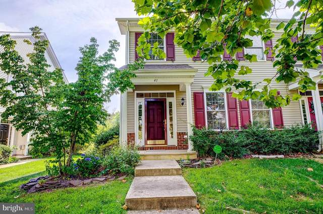 41 Saddle Way, CHESTERFIELD, NJ 08515 (MLS #NJBL2003212) :: Kiliszek Real Estate Experts