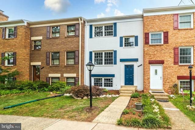 14742 Gatwick Square, CENTREVILLE, VA 20120 (#VAFX2009698) :: Jacobs & Co. Real Estate
