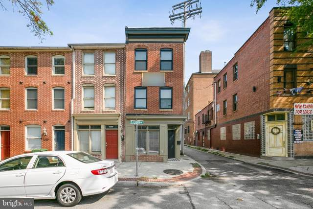 2034 Eastern Avenue, BALTIMORE, MD 21231 (#MDBA2005256) :: Eng Garcia Properties, LLC