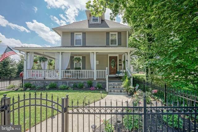 522 N Church Street, MOORESTOWN, NJ 08057 (#NJBL2003308) :: McClain-Williamson Realty, LLC.