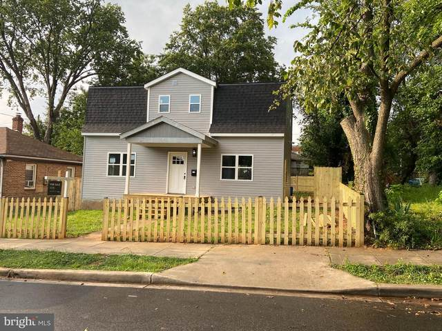 4234 Dix Street NE, WASHINGTON, DC 20019 (#DCDC2005710) :: Shamrock Realty Group, Inc